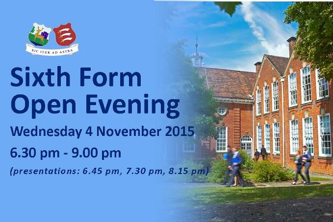 Open Evening 2015 notice for web Sixth Form.jpg